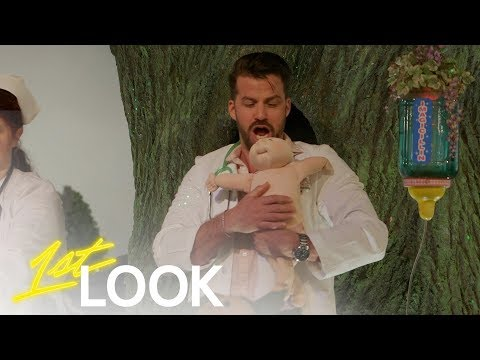 Johnny Bananas IS THE FATHER (of this Cabbage Patch Baby) | 1st Look TV