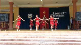 Âm Vang Tây Nguyên ,,, lớp 12A trường THPT Phú Xuân