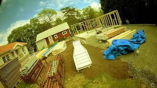 SNi-FPV - Flight of the day - Walls are emerging