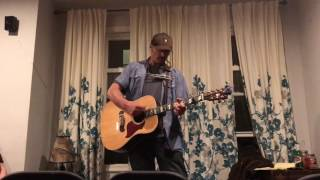 """Jerusalem"" by Dan Bern, Live at Quark House Concerts in Baltimore, MD"