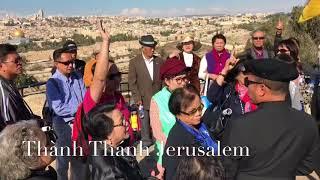 Hành Hương Jerusalem