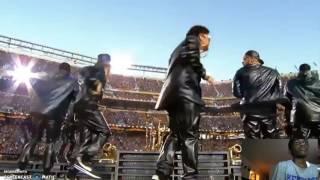 Beyoncé & Bruno Mars Crash the Pepsi Super Bowl 50 Halftime Show | NFL
