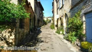 Vidéo, Village Bruniquel