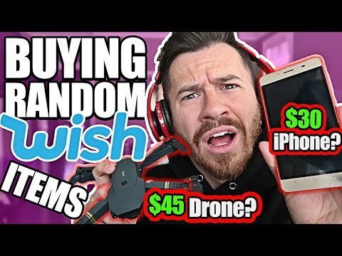 Buying Everything Wish Recommended Me! (TESTING KNOCK OFF TECH PRODUCTS FROM WISH $1000 Unboxing) Mp3
