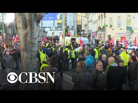 France braces for more protests over pension reform