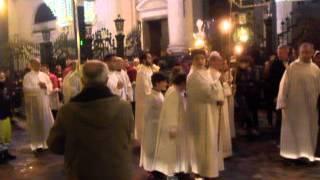 preview picture of video 'Casoria 22/01/2014 - S. Mauro in processione(01)'