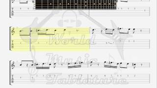 Dragon Heart   Gods Of Ice GUITAR 3 TAB