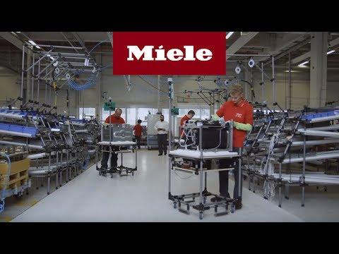 Industrie 4.0 im Werk Bünde I Miele
