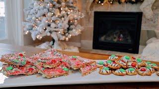 Christmas Baking!! Vlogmas Day 2!