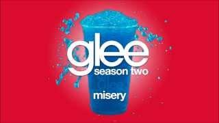 Misery   Glee [HD FULL STUDIO]