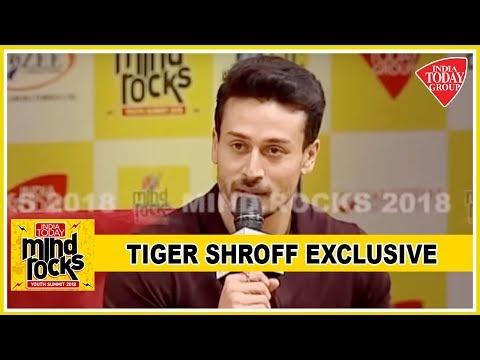Tiger Shroff on Disha Patani, Trolls, Hrithik Roshan and Student Of The Year 2 | Mind Rocks 2018