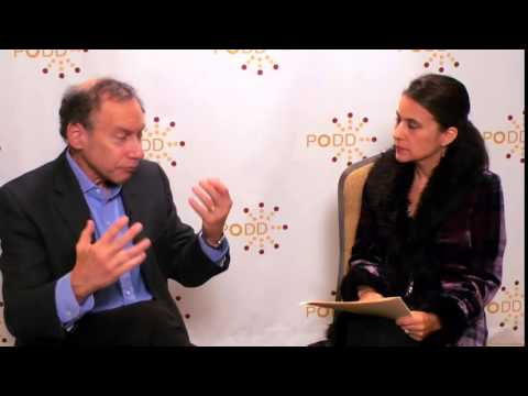 10 Questions for MIT's Prof. Dr Robert Langer with Valerie Bowling at PODD