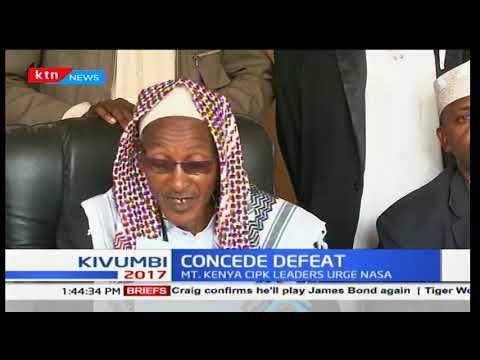 Mt. Kenya CIPK leaders asks Raila Odinga to stop denting his good history further