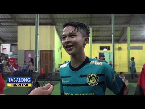 Academy Futsal Kelua Runner Up Futsal Barito Timur Cup 2019