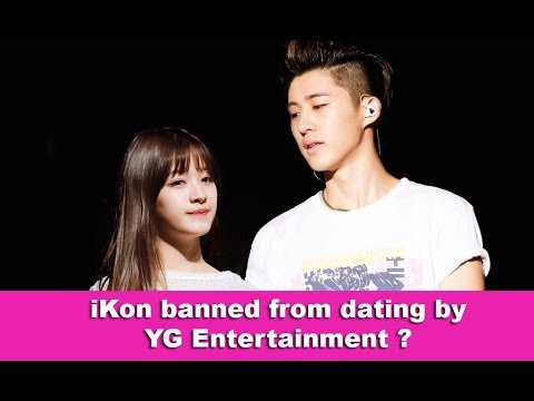 IKon Banned From Dating By YG Entertainment ?