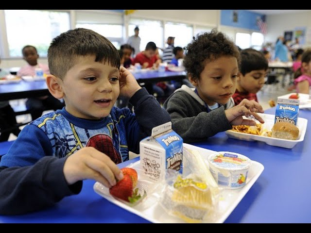 School lunch shaming: Inside America