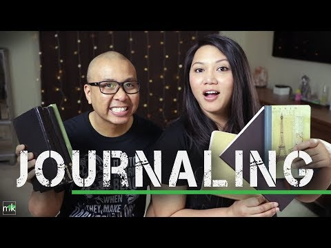 Why You Should Start Journaling (and some journaling ideas)