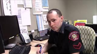 Constable Mark Smith calls back CRA scammer