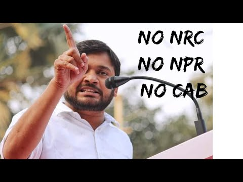 Kanhaiya Kumar on NO NRC, NO NPR, NO CAB | Full Speech in Kolkata