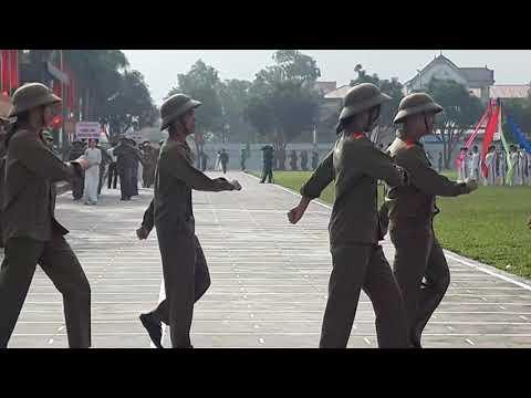 Sở GD&ĐT phối hợp tổ chức khai mạc Hội thao quốc phòng và an ninh tỉnh Nghệ An lần thứ nhất, năm 2020
