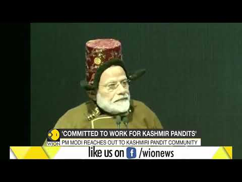 PM Modi: India will never forget atrocities committed on Kashmiri Pandits