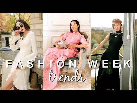 Paris Fashion Week Lookbook | Chriselle Lim