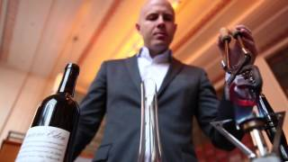 Check out this cool video of opening a bottle with Port tongs
