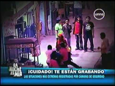 CAMARAS DE SEGURIDAD - SAN JUAN DE MIRAFLORES - PERU