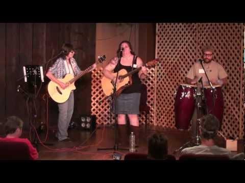 The Shameless Flirts At The 2012 Prescott Folk Music Festival