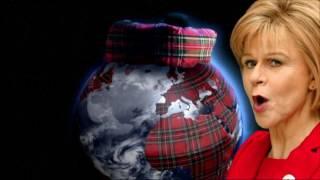 The Tracey Ullman's Show - Nicola James Bond Skit