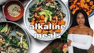 Simple Delicious Alkaline Recipes!