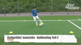 Ballfeeling Teil 2