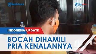Kenalan dari Medsos, Pria di Sumedang Cabuli Bocah 13 Tahun di Rumahnya hingga Hamil 2 Bulan