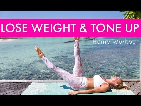 레베카 언니의 집중 체중 감량 운동