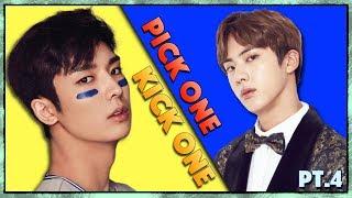 Pick One Kick One Part 4 Kpop Songs Kpop Game