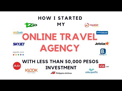 , title : 'How I started my ONLINE TRAVEL AGENCY business with LESS than 50K PHP investment - Revealed!