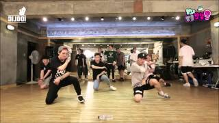Bastarz (Block B) Zero for Conduct Dance Practice (MIRROR)