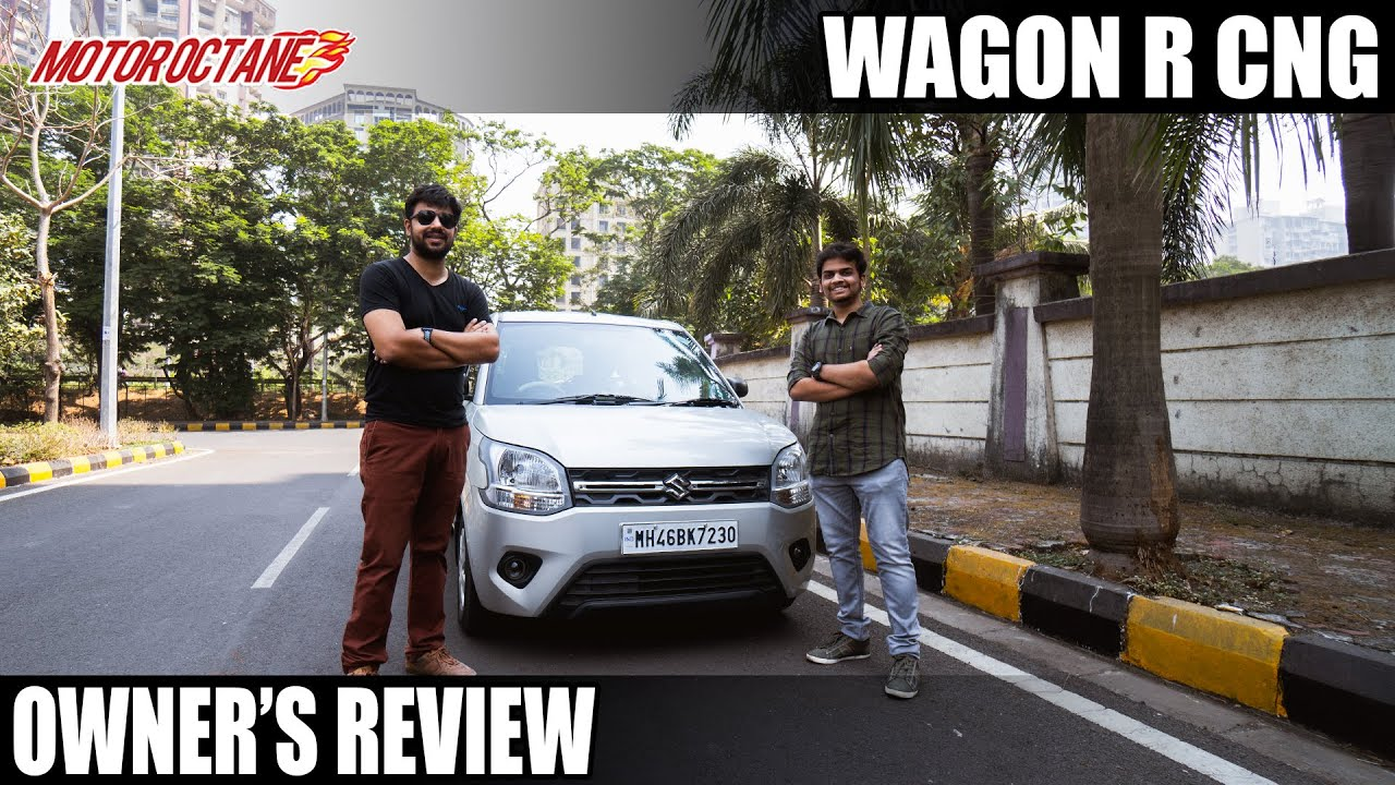 Motoroctane Youtube Video - 34,000km Wagon R CNG Review - Service is very expensive