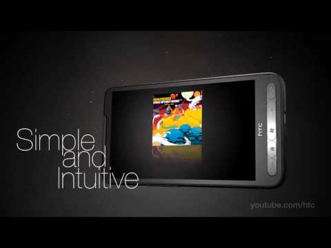 HTC HD 2 - Video Promo