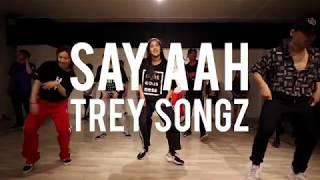 Trey Songz - Say Aah || LK's Choreography || D Maniac Studio