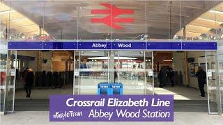 New Abbey Wood Crossrail Station