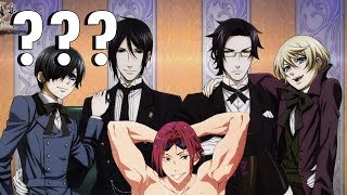 Black Butler First Impressions by my Boyfriend