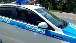 Нарушение ПДД с участием знаменитого авто 0291/13