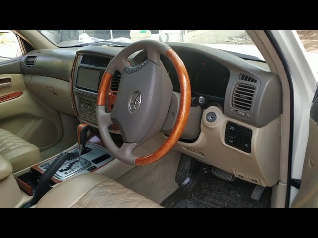 Toyota Land Cruiser VX Limited 4.2D 2004 for Sale in Karachi
