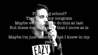 G-Eazy - Friendzone (Lyrics)