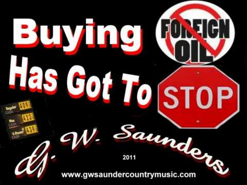 Buying Foreign Oil Has Got To Stop