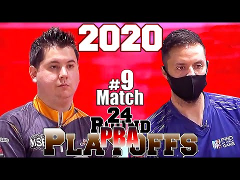 Bowling 2020 Playoffs Round of 24 - 2nd Round MOMENT - GAME9