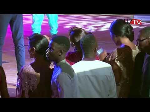 Vidéo: Regardez le «BAATRÉ» des driankés à la soirée de Sidy Diop au grand théatre