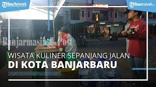 Malioboro Ada di Banjarbaru, Jalan Karang Anyar Bakal Jadi Pusat Kuliner Kota Idaman