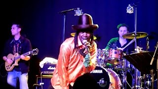 Michael Prophet with Asham Band 28-03-2015 ReggaeCentralXL/Dordrecht/NL
